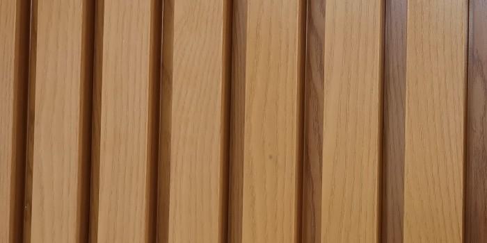 带你走进木纹长城铝单板
