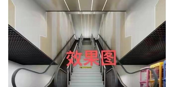 浦东外滩观光隧道拼装铝单板