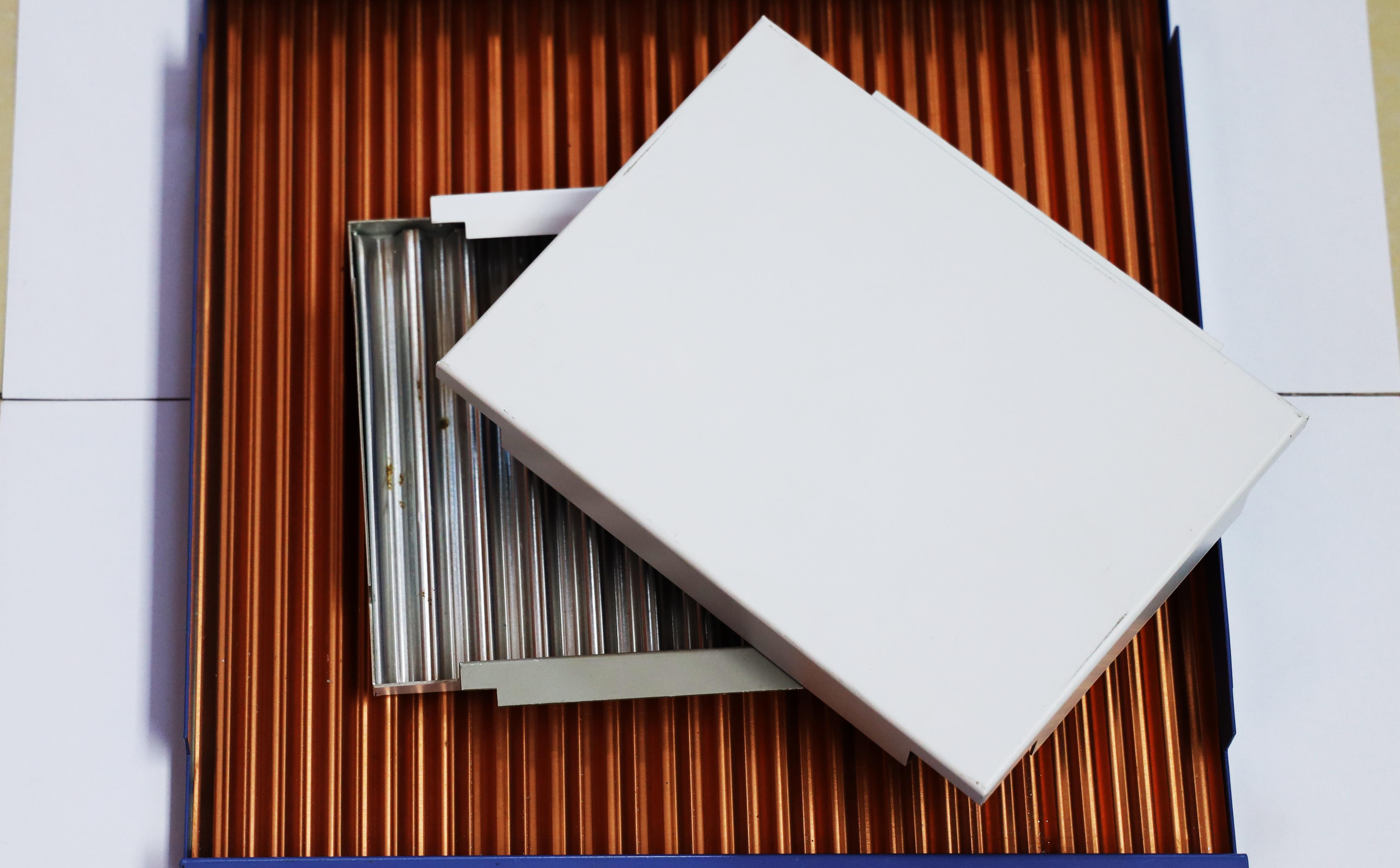 选择铝瓦楞板的理由