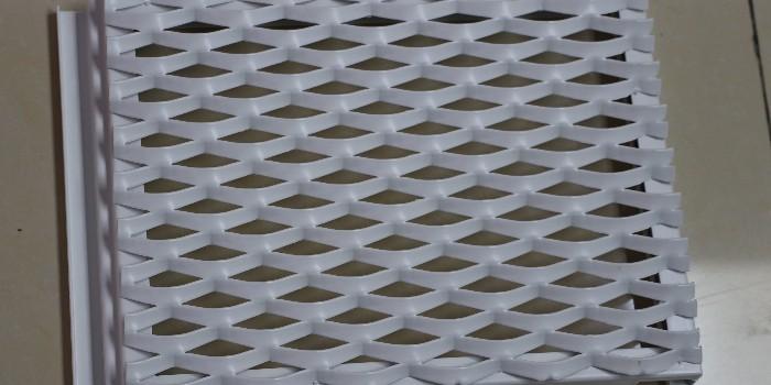 铝单板幕墙拉网的介绍