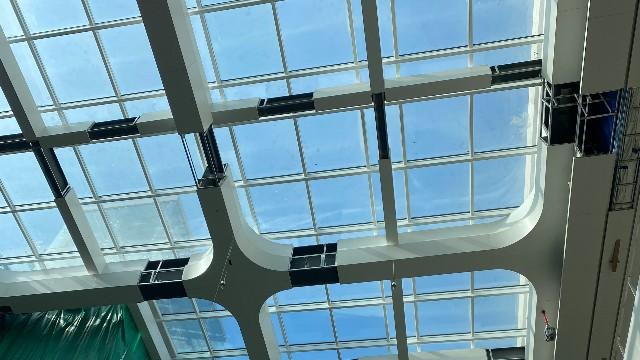 浦东祝桥天和商业广场铝单板