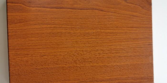 带你认识不一样的商场木纹铝单板