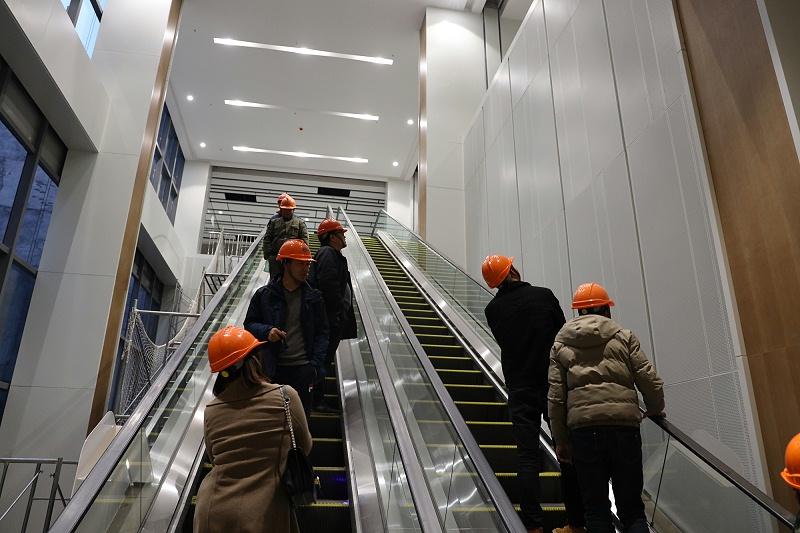 杭州临江环境能源墙面铝单板工程案例