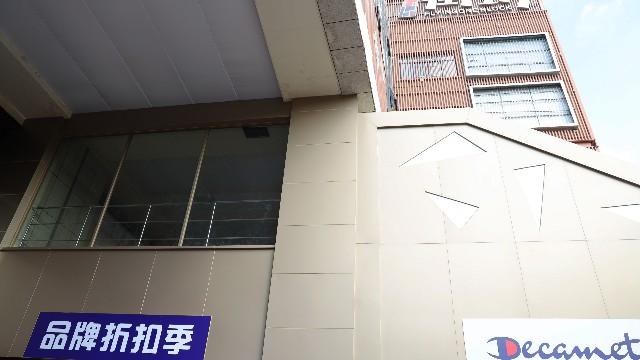 上西路凌云1街坊@氟碳铝单板