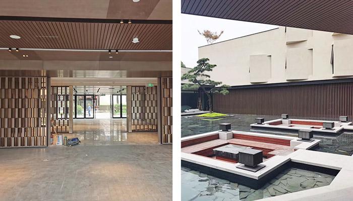 扬州迎宾馆铝单板工程案例